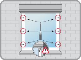 Bekannt Laibungsmontage: Vorbaurollladen | Montageanleitungen von ZC25